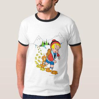 Richie Rich Hiking - Color T-Shirt