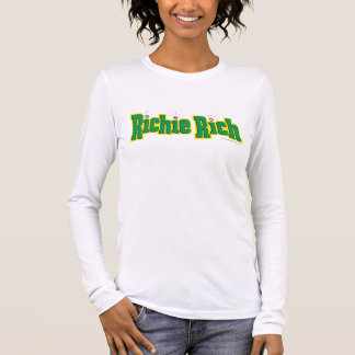 Richie Rich Logo - Color Long Sleeve T-Shirt