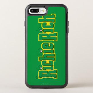 Richie Rich Logo - Color OtterBox Symmetry iPhone 8 Plus/7 Plus Case