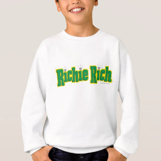Richie Rich Logo - Color Sweatshirt