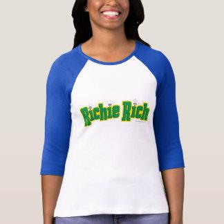 Richie Rich Logo - Color T-Shirt
