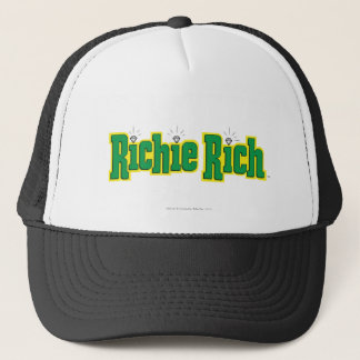 Richie Rich Logo - Color Trucker Hat