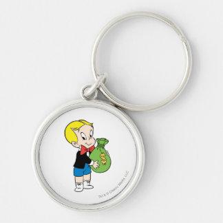 Richie Rich Money Bag - Color Key Ring