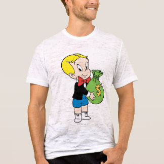 Richie Rich Money Bag - Color T-Shirt