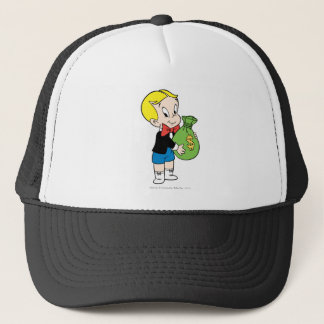 Richie Rich Money Bag - Color Trucker Hat