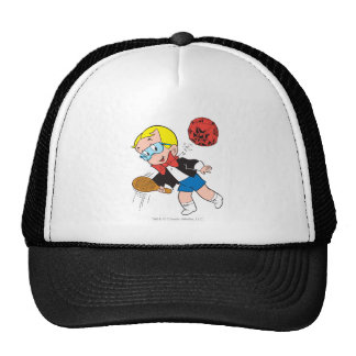 Richie Rich Paddle Ball - Color Cap