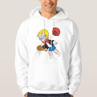 Richie Rich Paddle Ball - Color Hoodie