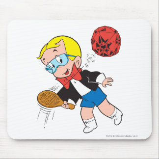 Richie Rich Paddle Ball - Color Mouse Pad