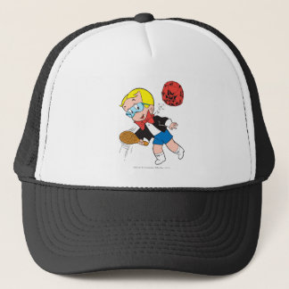 Richie Rich Paddle Ball - Color Trucker Hat