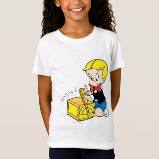 Richie Rich Playing with Toy - Color T-Shirt