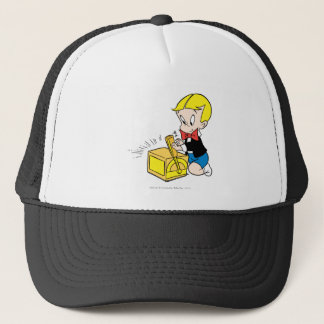 Richie Rich Playing with Toy - Color Trucker Hat