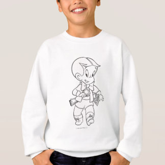 Richie Rich Pockets Full of Money - B&W Sweatshirt