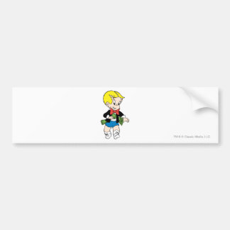 Richie Rich Pockets Full of Money - Color Bumper Sticker
