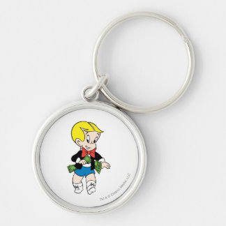 Richie Rich Pockets Full of Money - Color Key Ring