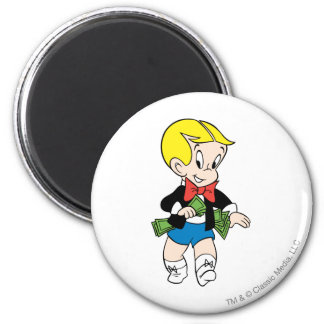 Richie Rich Pockets Full of Money - Color Magnet