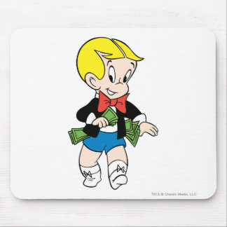 Richie Rich Pockets Full of Money - Color Mouse Pad