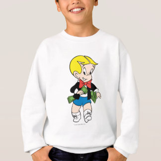 Richie Rich Pockets Full of Money - Color Sweatshirt