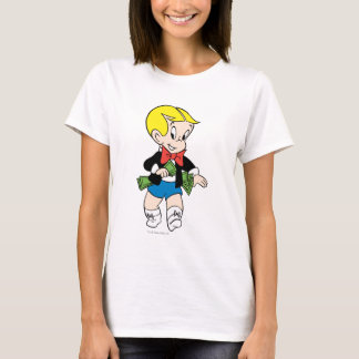 Richie Rich Pockets Full of Money - Color T-Shirt