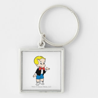 Richie Rich Standing - Color Key Ring