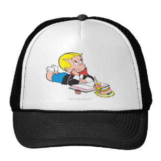 Richie Rich Studying - Color Cap