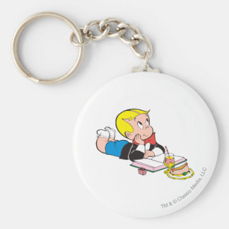 Richie Rich Studying - Color Key Ring