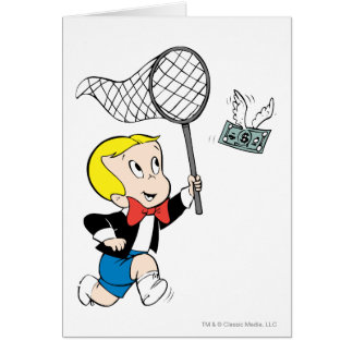 Richie Rich with Net - Color Card