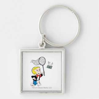 Richie Rich with Net - Color Key Ring