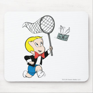Richie Rich with Net - Color Mouse Mat