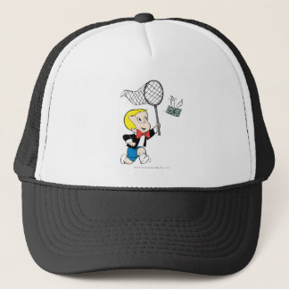Richie Rich with Net - Color Trucker Hat
