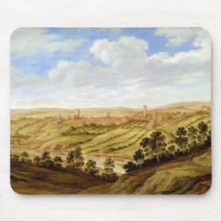 Richmond Castle, Yorkshire, c.1640-41 (oil on pane Mouse Mat