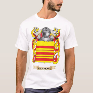 Richmond Coat of Arms (Family Crest) T-Shirt