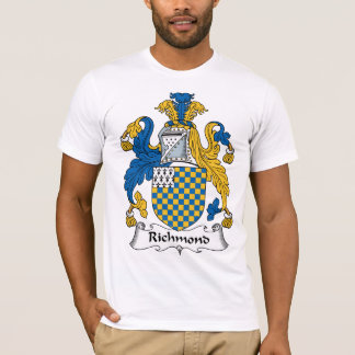 Richmond Family Crest T-Shirt