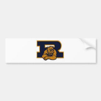 Richmond Junior Bulldogs Bumper Sticker