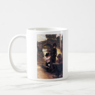 Richmond on the Thames by James Tissot Coffee Mugs