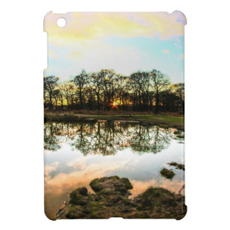 Richmond Park, London iPad Mini Covers