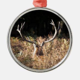 Richmond Park stag, London Christmas Ornament