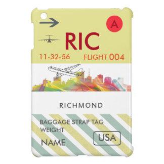 RICHMOND VIRGINIA SKYLINE WB1 - CASE FOR THE iPad MINI