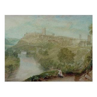 Richmond, Yorkshire Postcard
