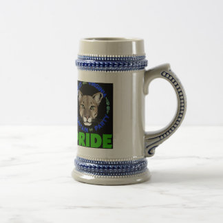"Richwood Mountain Party Pride"", stein Coffee Mug"