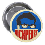 Rick Perry 2016 3 Inch Round Button