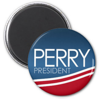 Rick Perry 2016 2 Inch Round Magnet