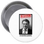 Rick Perry Mugshot Button
