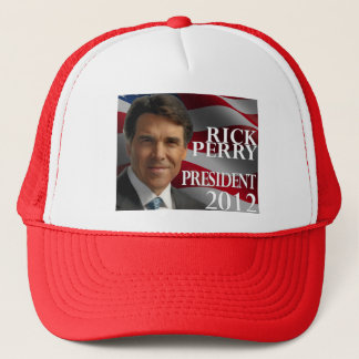 Rick Perry Trucker Hat