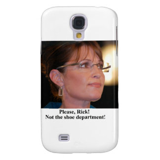 Rick Perry worries Sarah Palin Samsung Galaxy S4 Cover