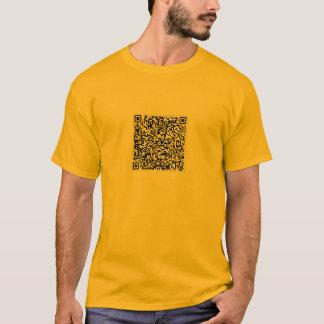 Rick Roll Barcode T-Shirt
