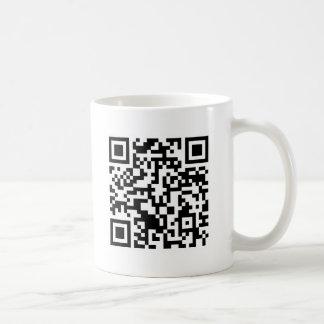 Rick Roll QR Code Rickrolled Mugs