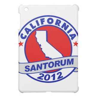 Rick Santorum California Case For The iPad Mini
