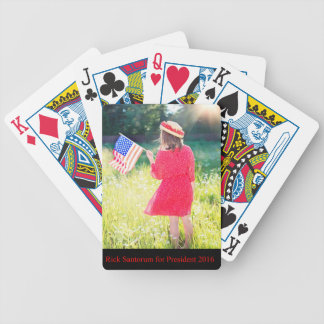 Rick Santorum for President 2016 Card Deck