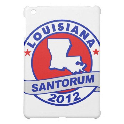 Rick Santorum Lousiana iPad Mini Cover