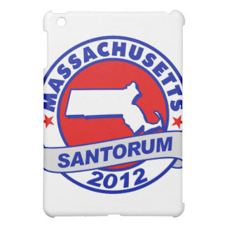 Rick Santorum Massachusetts iPad Mini Covers